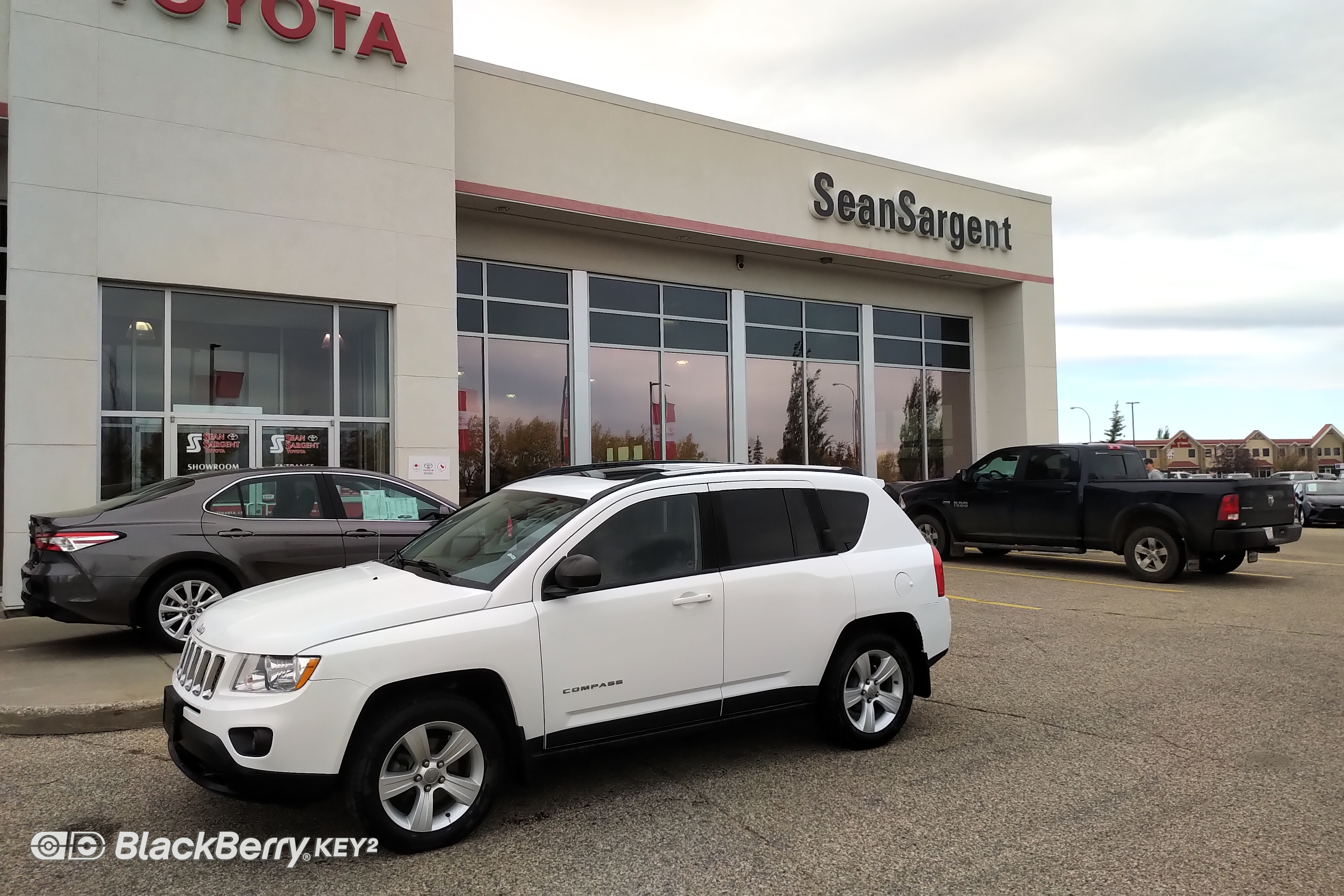 Pre-Owned 2013 Jeep Compass North