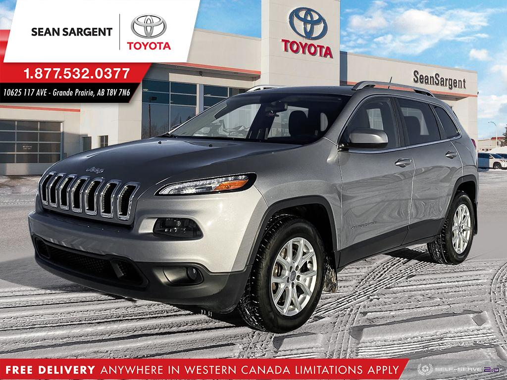 Pre-Owned 2015 Jeep Cherokee North Edition