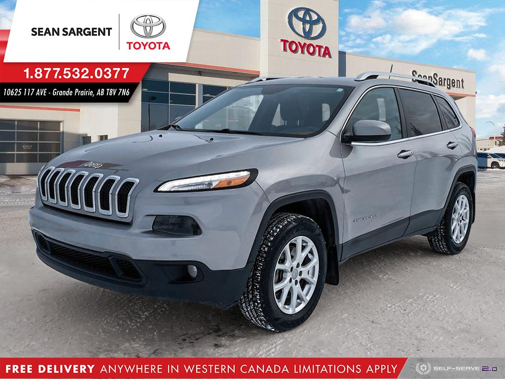 Pre-Owned 2016 Jeep Cherokee North Edition