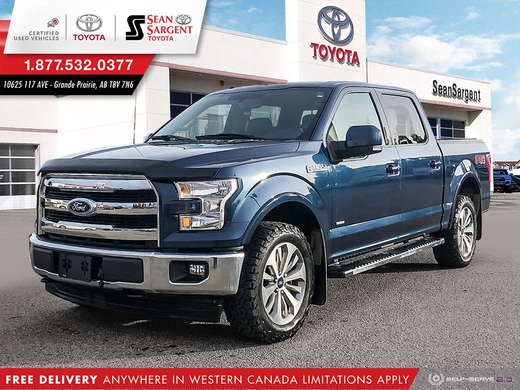 Pre-Owned 2017 Ford F150 Lariat