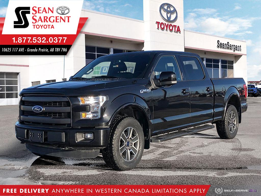 Pre-Owned 2015 Ford F-150 Lariat Sport
