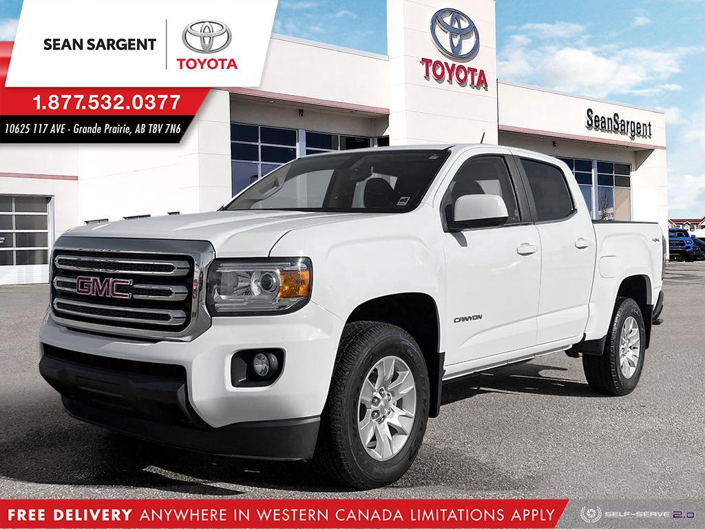 Pre-Owned 2017 GMC Canyon SLE-1