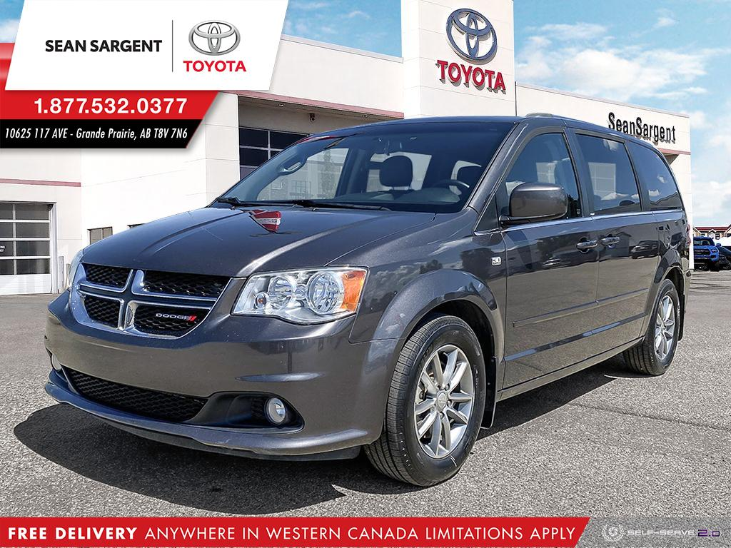 Pre-Owned 2014 Dodge Grand Caravan SE 30th Anniversary Edition