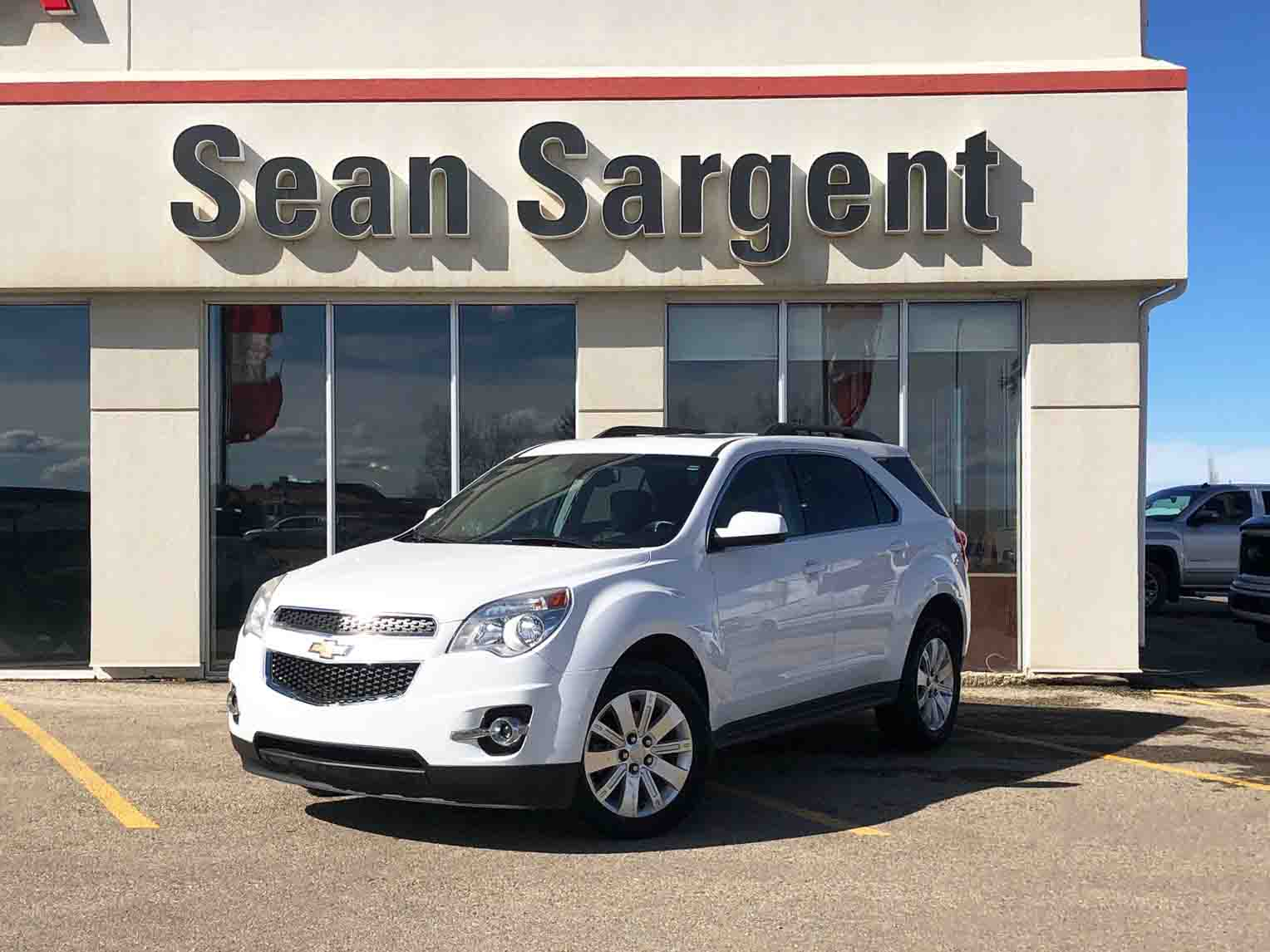 Pre-Owned 2012 Chevrolet Equinox LT-2