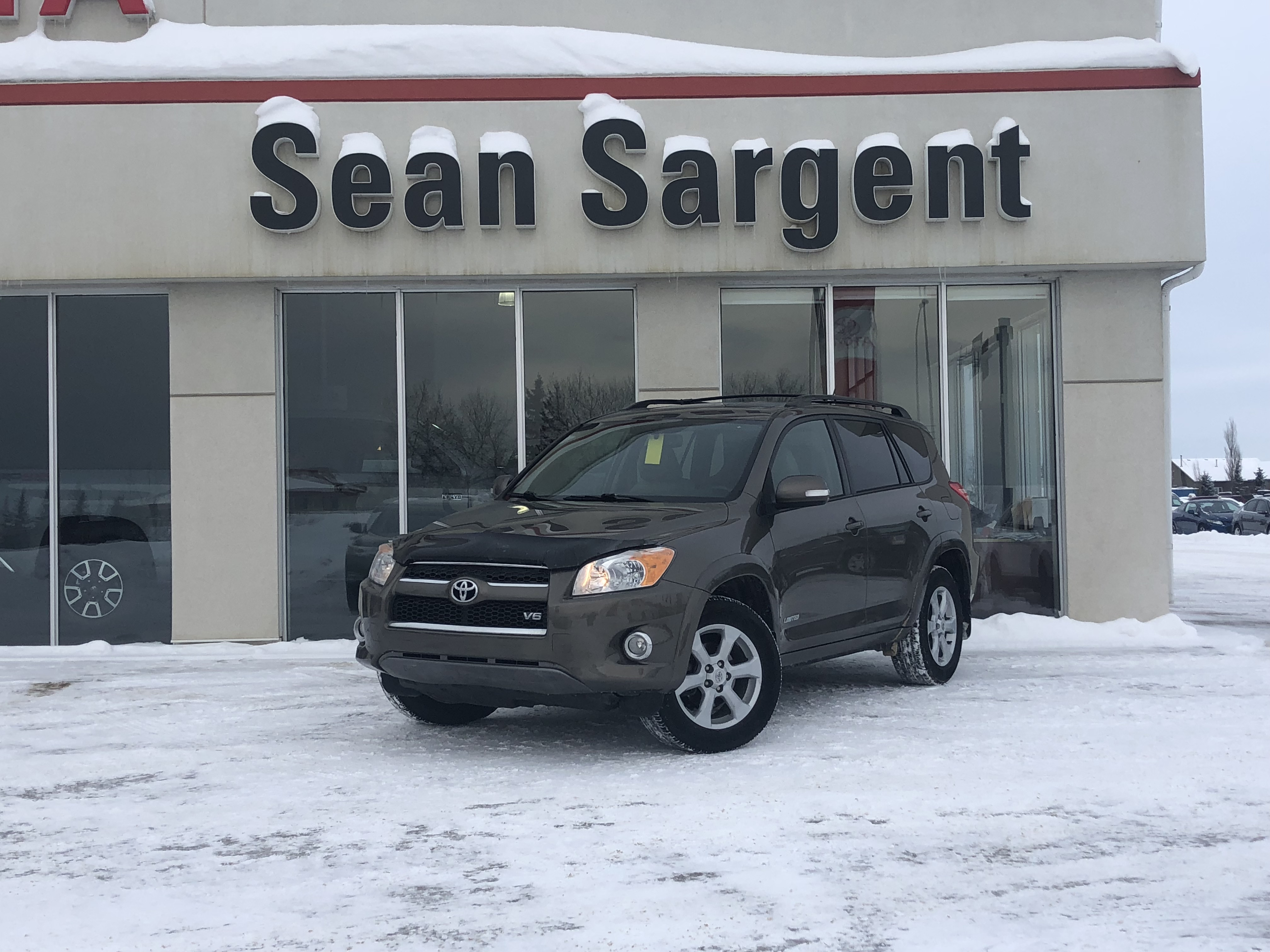 Certified Pre-Owned 2011 Toyota RAV4 Limited