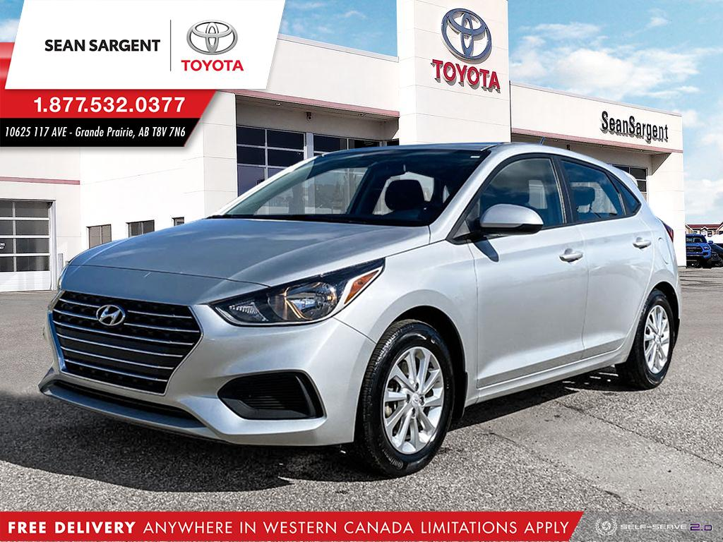 Pre-Owned 2019 Hyundai Accent Hatchback