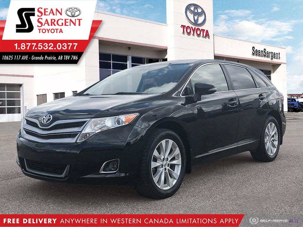 Pre-Owned 2014 Toyota Venza LE AWD