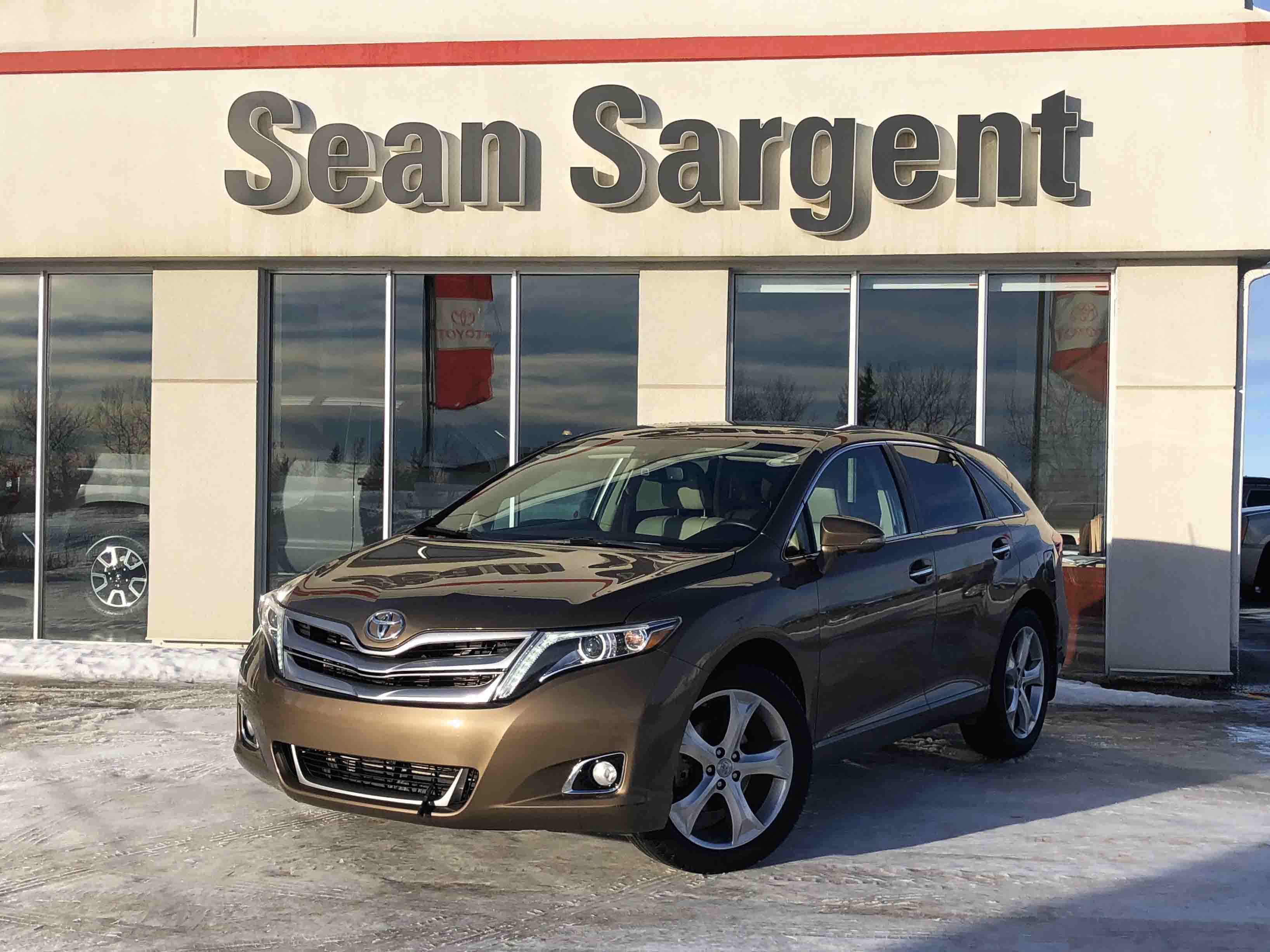 Certified Pre-Owned 2013 Toyota Venza Touring with JBL Package