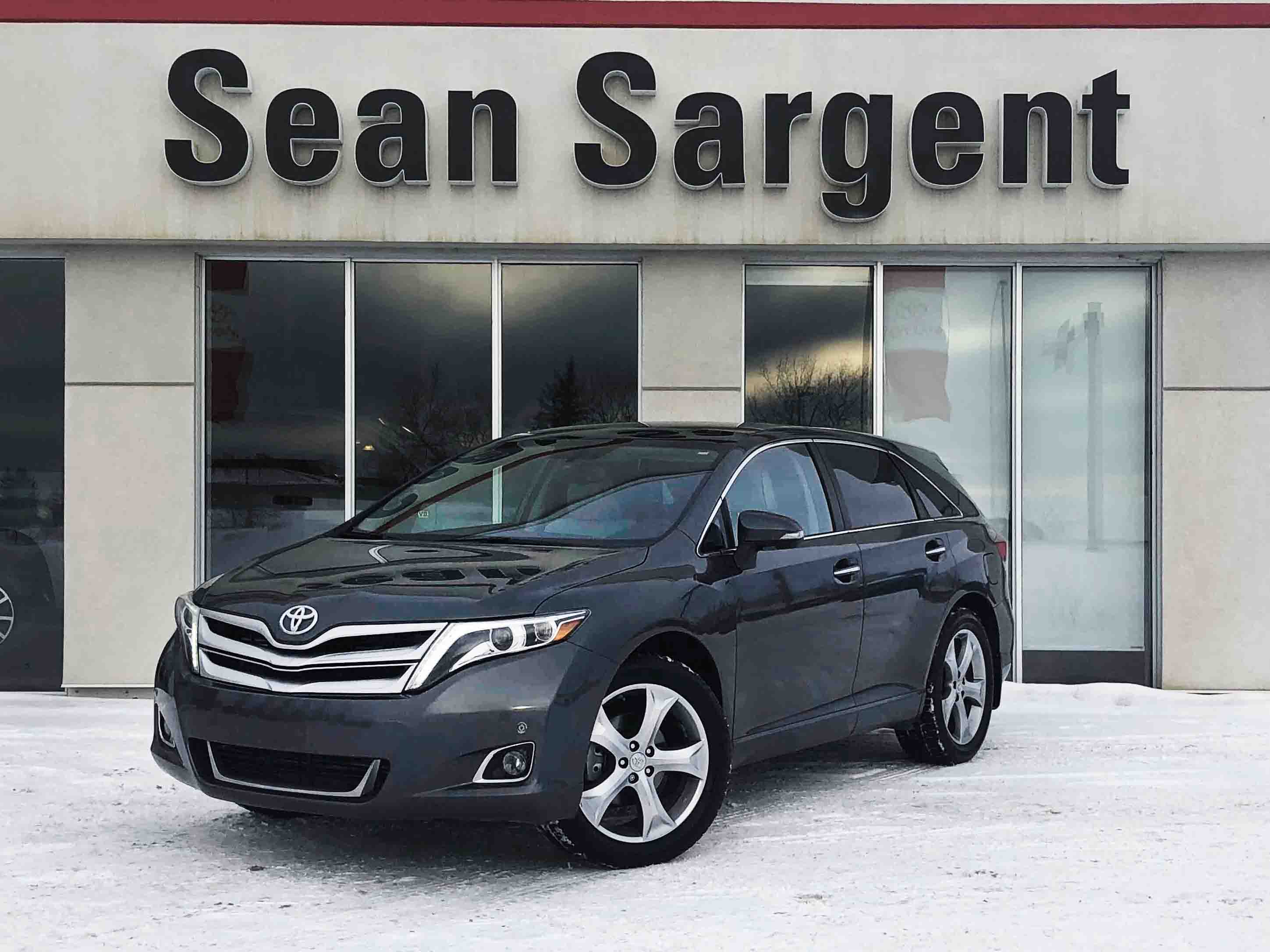 Certified Pre-Owned 2015 Toyota Venza Limited