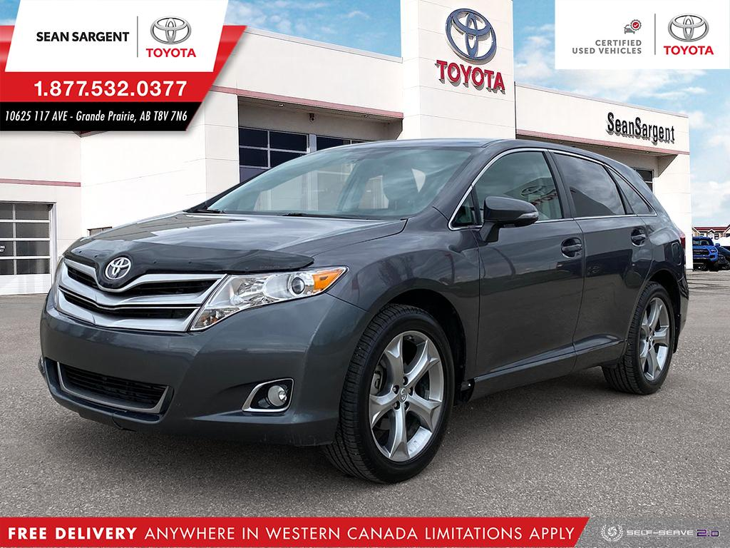Certified Pre-Owned 2016 Toyota Venza