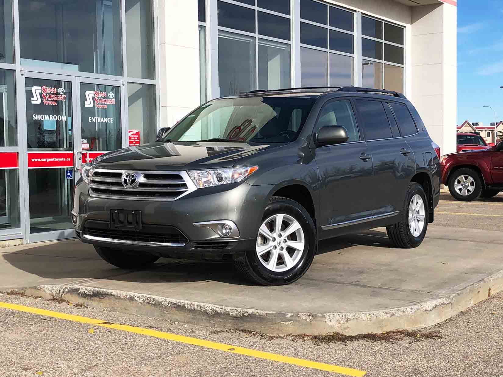 Certified Pre-Owned 2012 Toyota Highlander 4WD V6