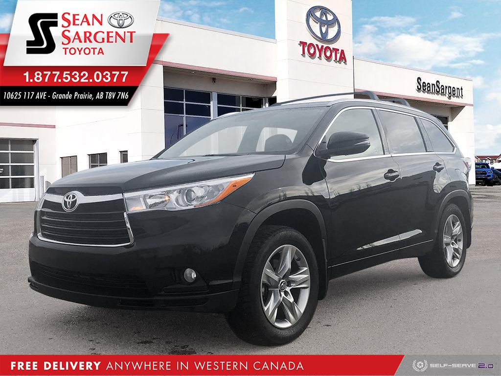 Certified Pre-Owned 2016 Toyota Highlander Limited AWD