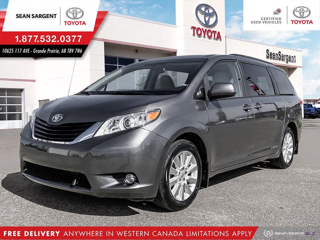 Certified Pre-Owned 2014 Toyota Sienna LE AWD