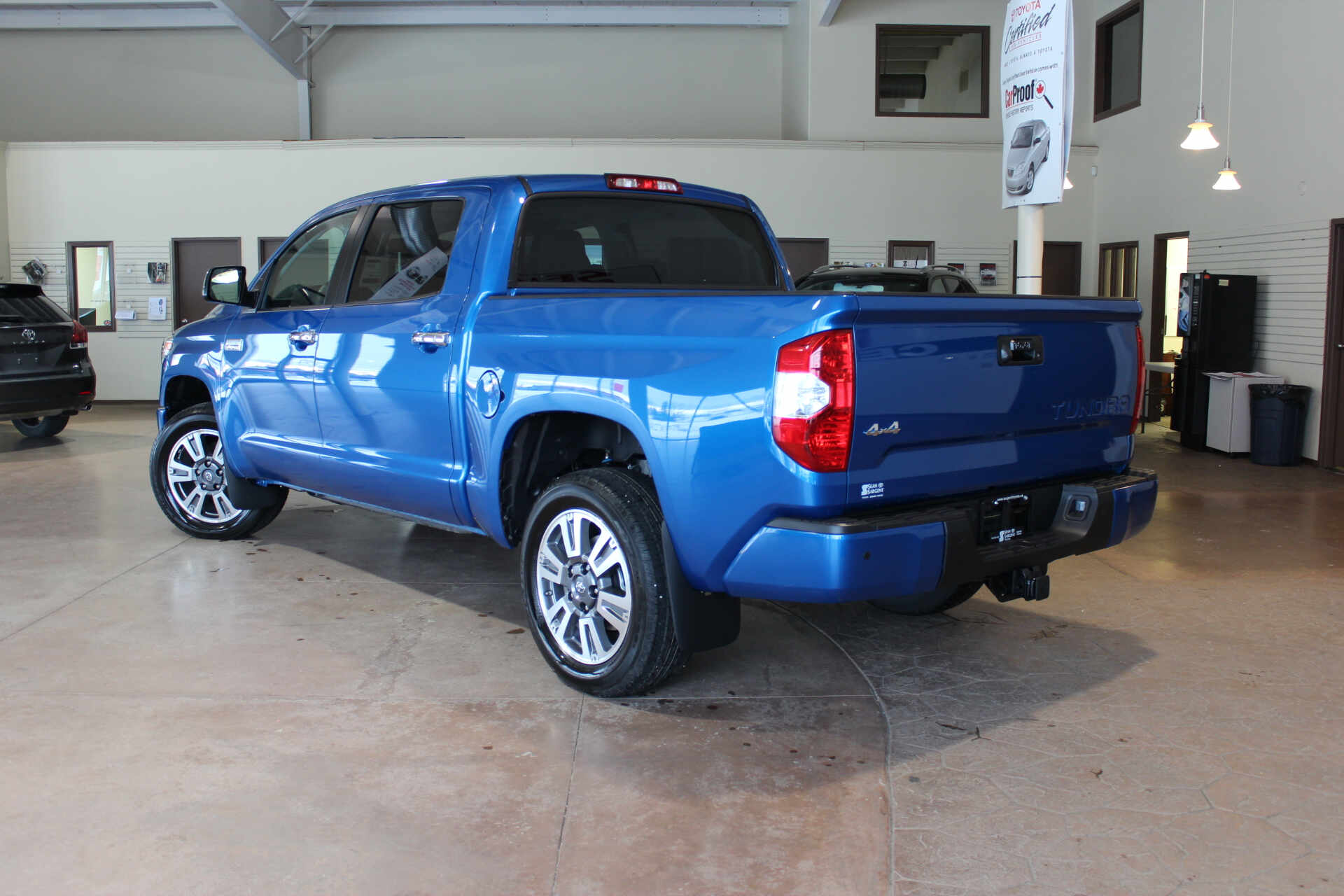 toyota tundra ride specs pickup crewmax ft