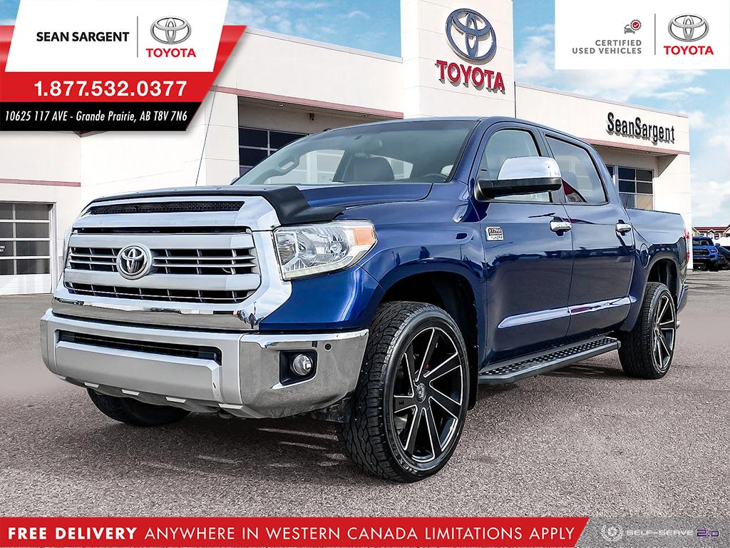 Certified Pre-Owned 2014 Toyota Tundra 1794