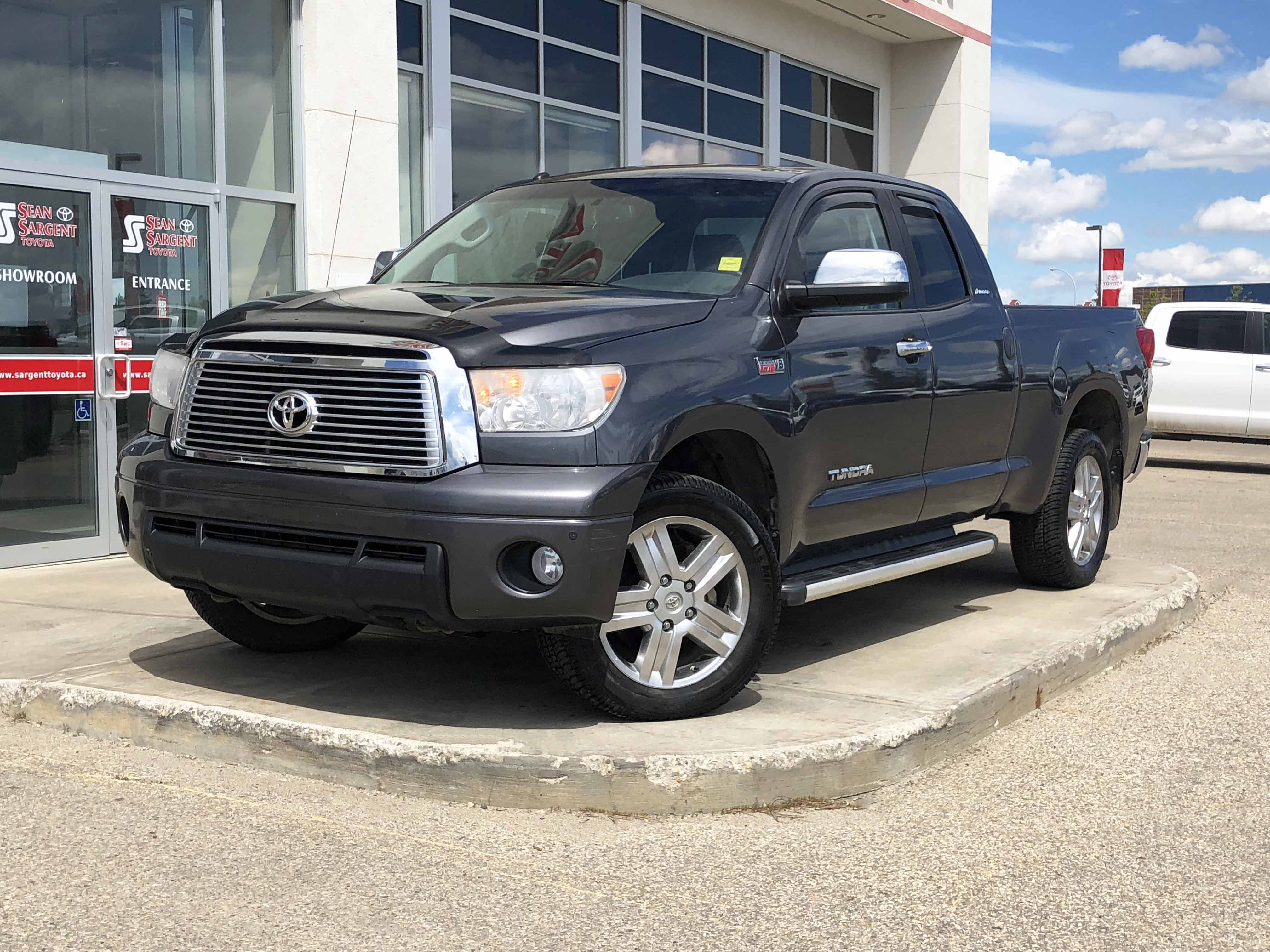 Pre-Owned 2011 Toyota Tundra Limited