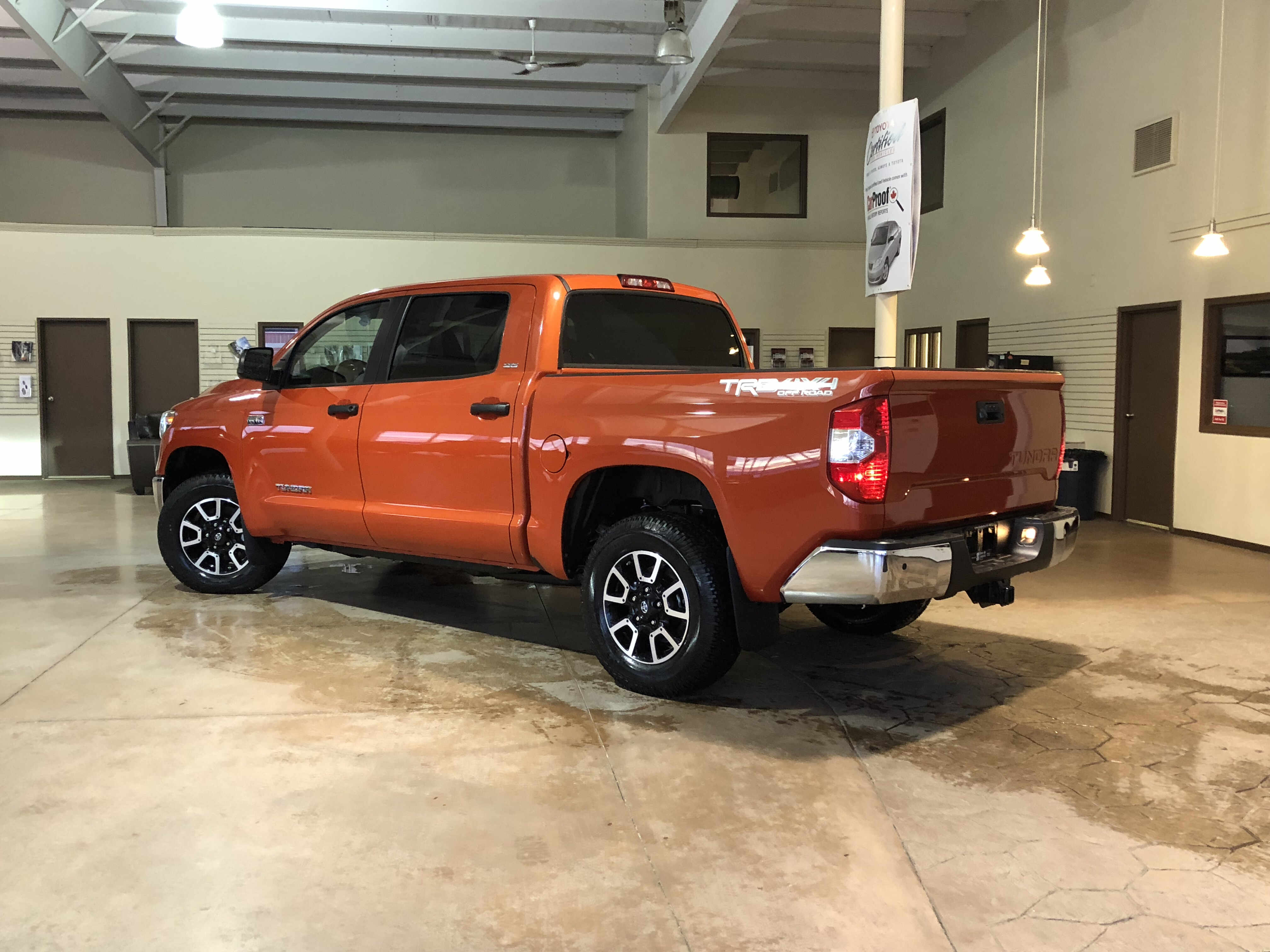 trd prairie road crewmax toyota new crew grande max in off tundra inventory