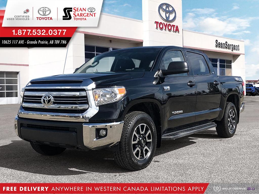 Certified Pre-Owned 2017 Toyota Tundra TRD Off Road