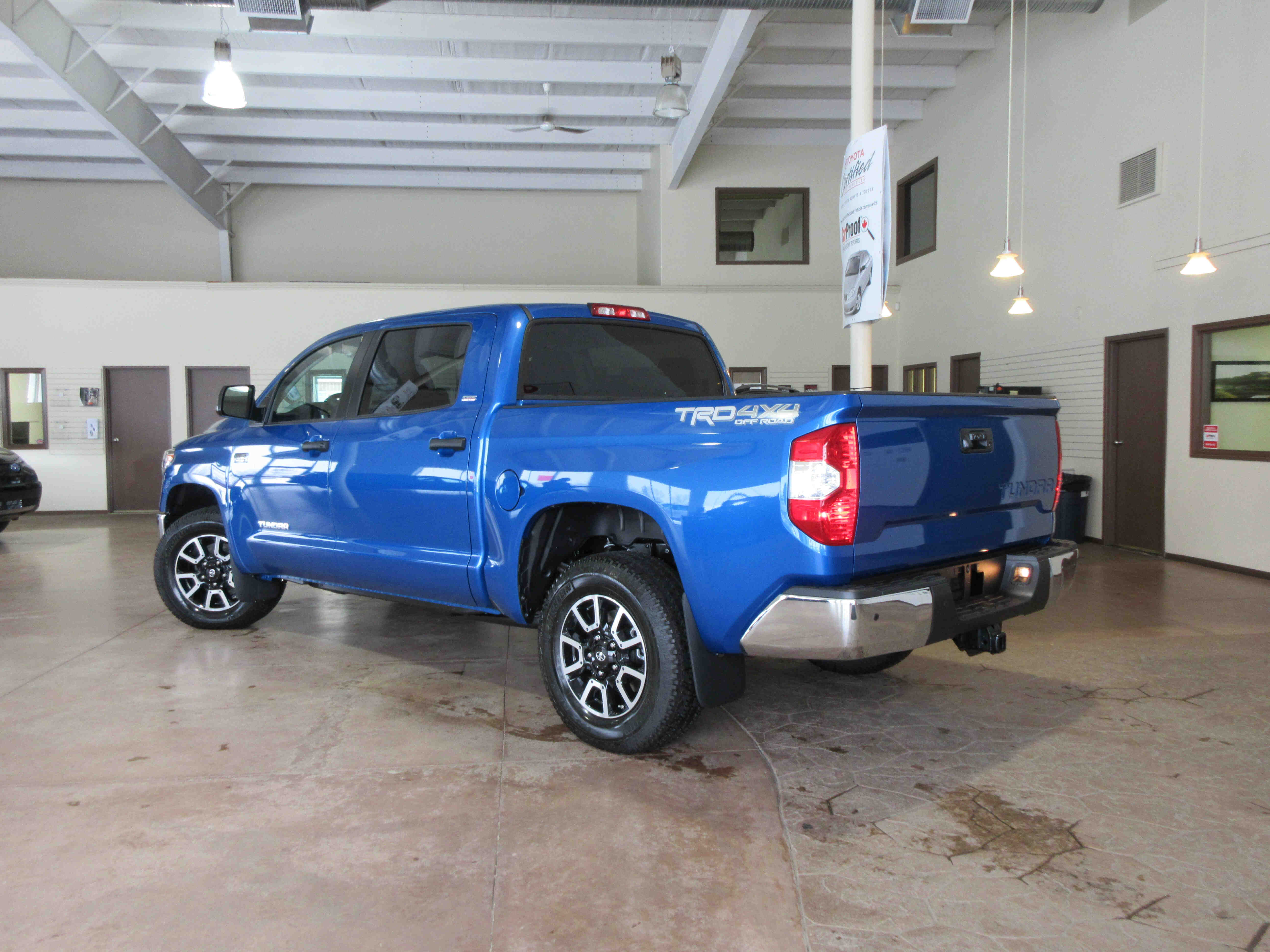 owned richmond trd tundra toyota crewmax in pro inventory pre