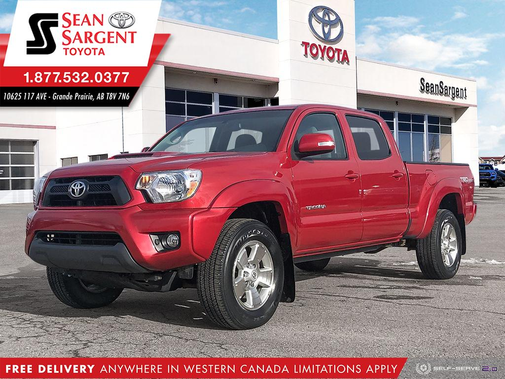 Certified Pre-Owned 2015 Toyota Tacoma TRD