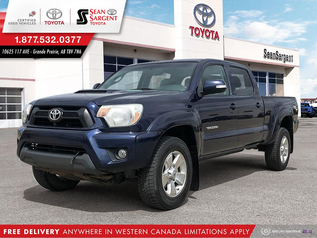 Certified Pre-Owned 2012 Toyota Tacoma TRD