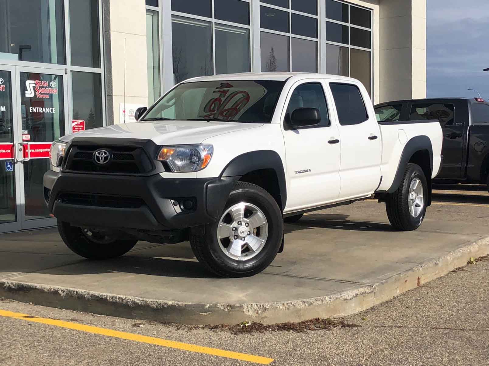 Certified Pre-Owned 2013 Toyota Tacoma SR