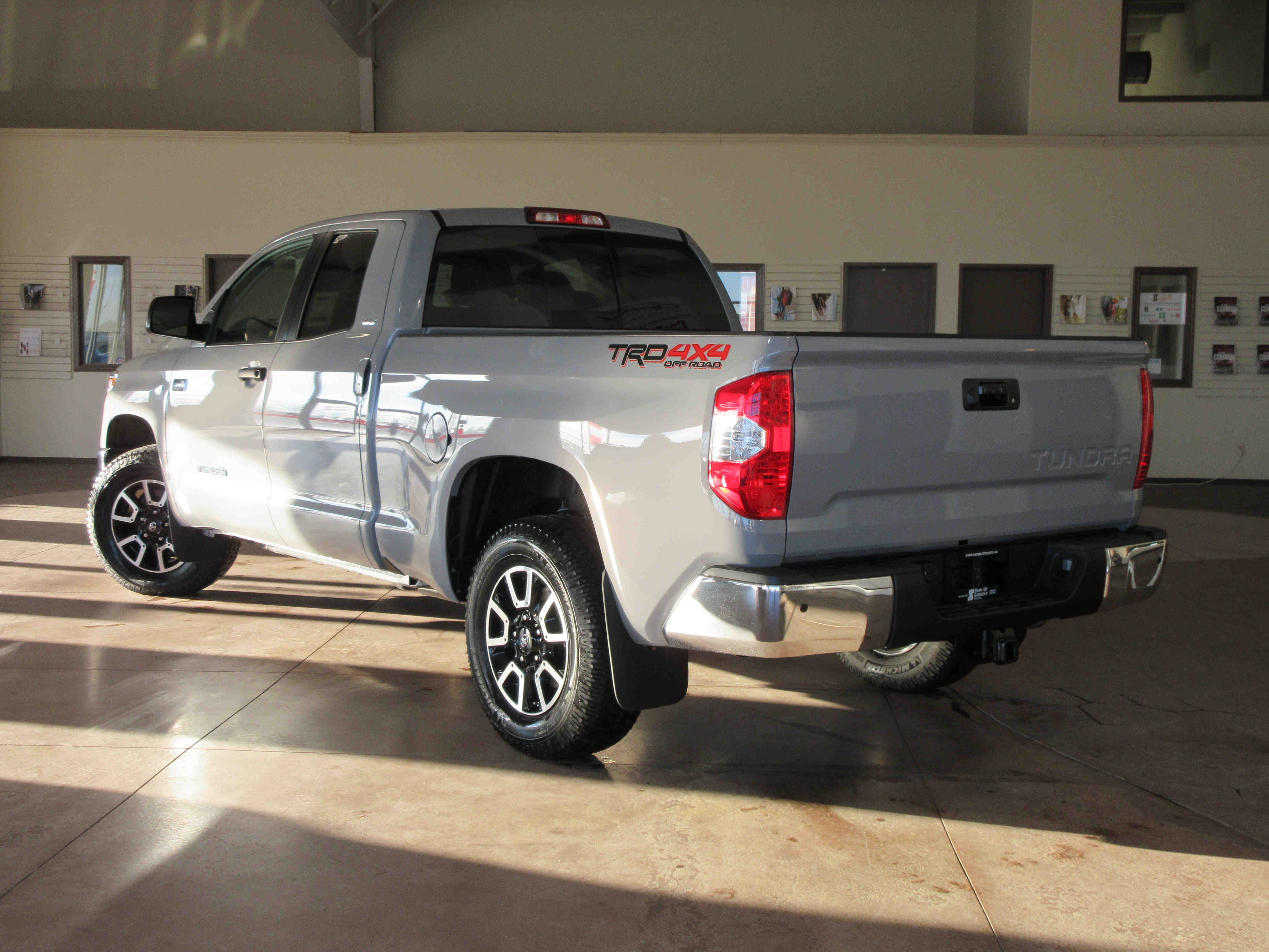 New 2018 Toyota Tundra TRD Off Road DOUBLE CAB in Grande ...
