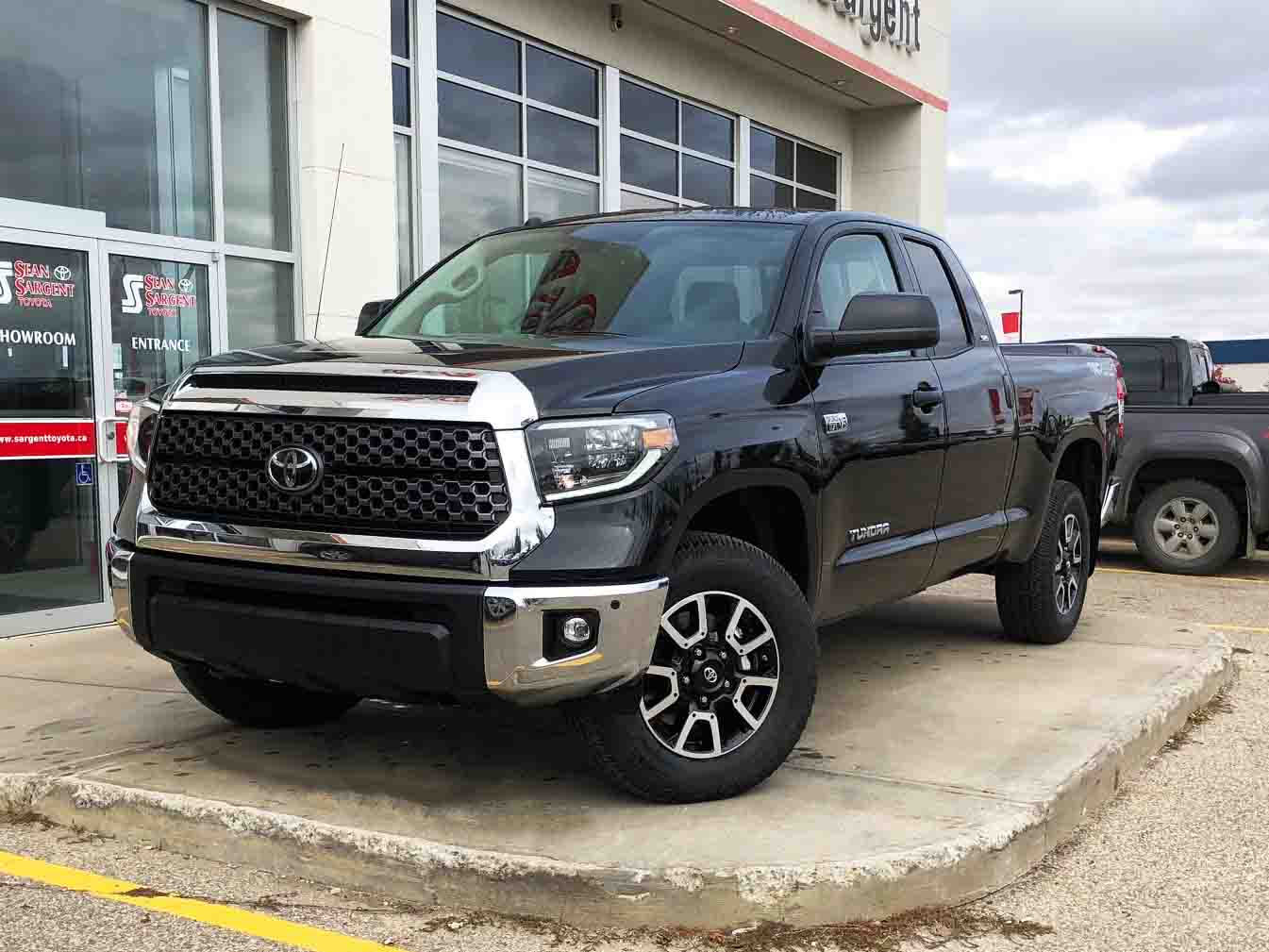 New 2019 Toyota Tundra TRD Off Road