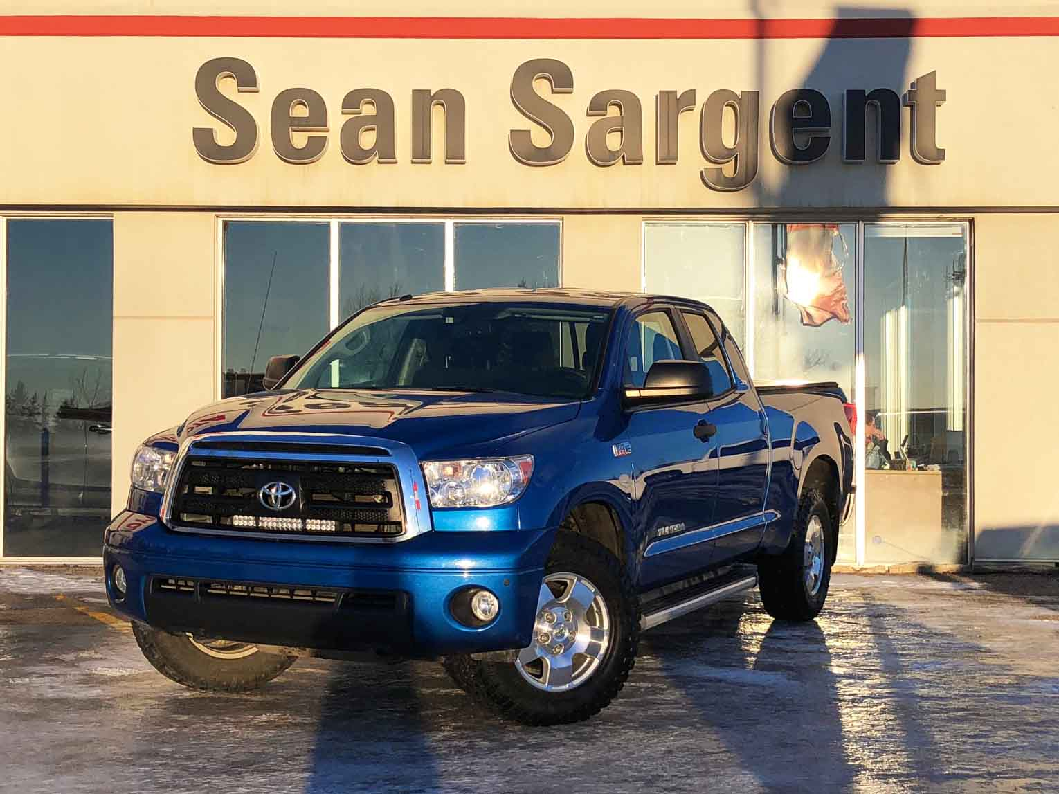 Pre-Owned 2010 Toyota Tundra TRD Off Road!