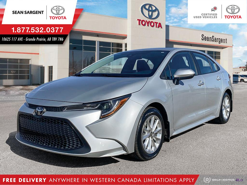 Certified Pre-Owned 2020 Toyota Corolla LE Upgrade