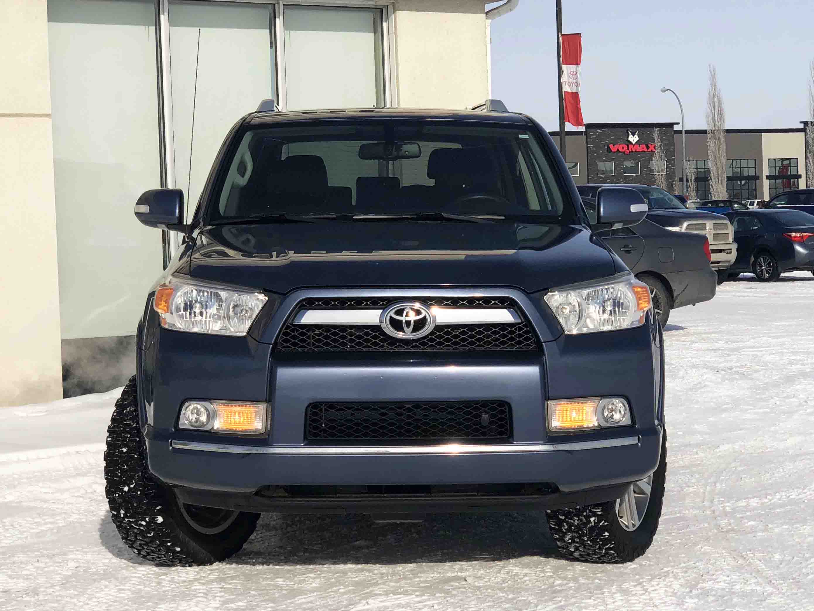 Certified Pre-Owned 2013 Toyota 4Runner Limited