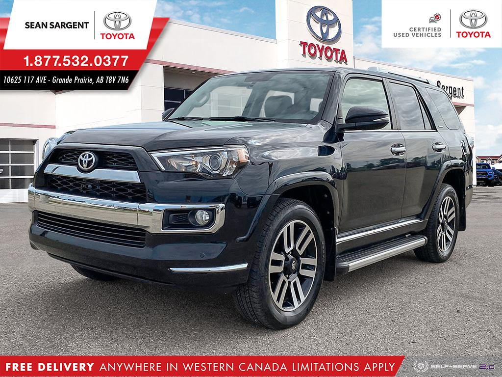 Certified Pre-Owned 2014 Toyota 4Runner Trail Edition