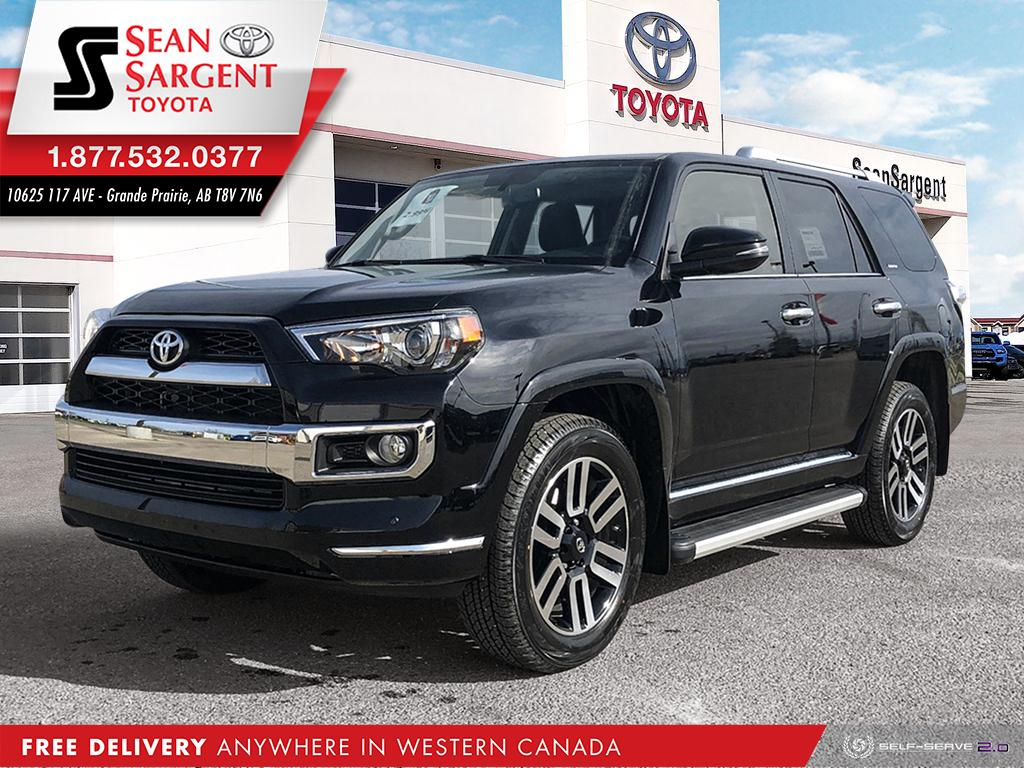 New 2019 Toyota 4Runner Limited 5-Passenger
