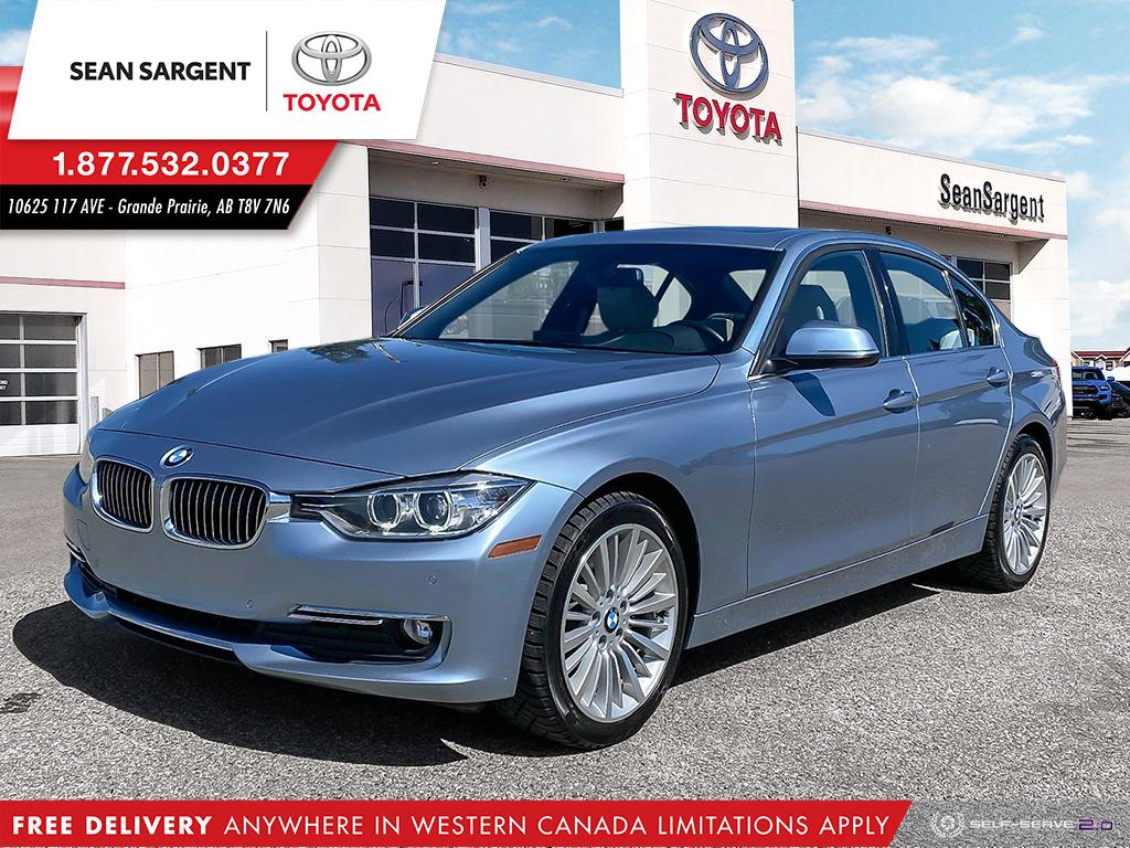 Pre-Owned 2015 BMW 328XD xDrive